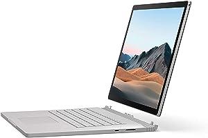Microsoft Surface Book 3 (SMP-00001) | 15in (3240 x 2160) Touch-Screen | Intel Core i7 Processor | 32GB RAM | 512TB SSD Storage | Windows 10 Pro | GeForce GTX 1660 GPU