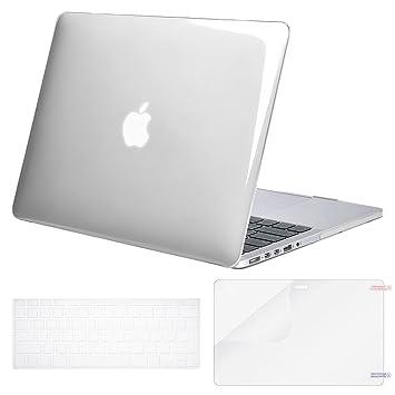MOSISO Funda Dura Compatible MacBook Pro Retina 13 A1425 / A1502 (Versión 2015/2014/2013/fin 2012), Carcasa Rígida Protector de Plástico & Cubierta de ...