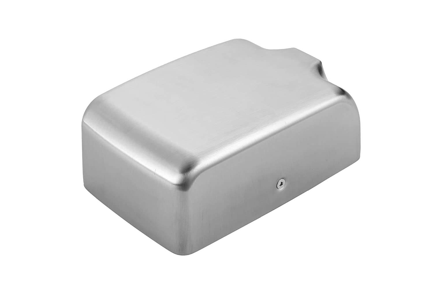ASIALEO Ultrathin Automatic Electric Hand Dryer Commercial High Speed Instant Heat /& Dry for Bathrooms or Restrooms,Stainless Steel 304 Cover,Easy Installation