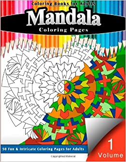 Amazon 1 Coloring Books For Adults Mandalas Book