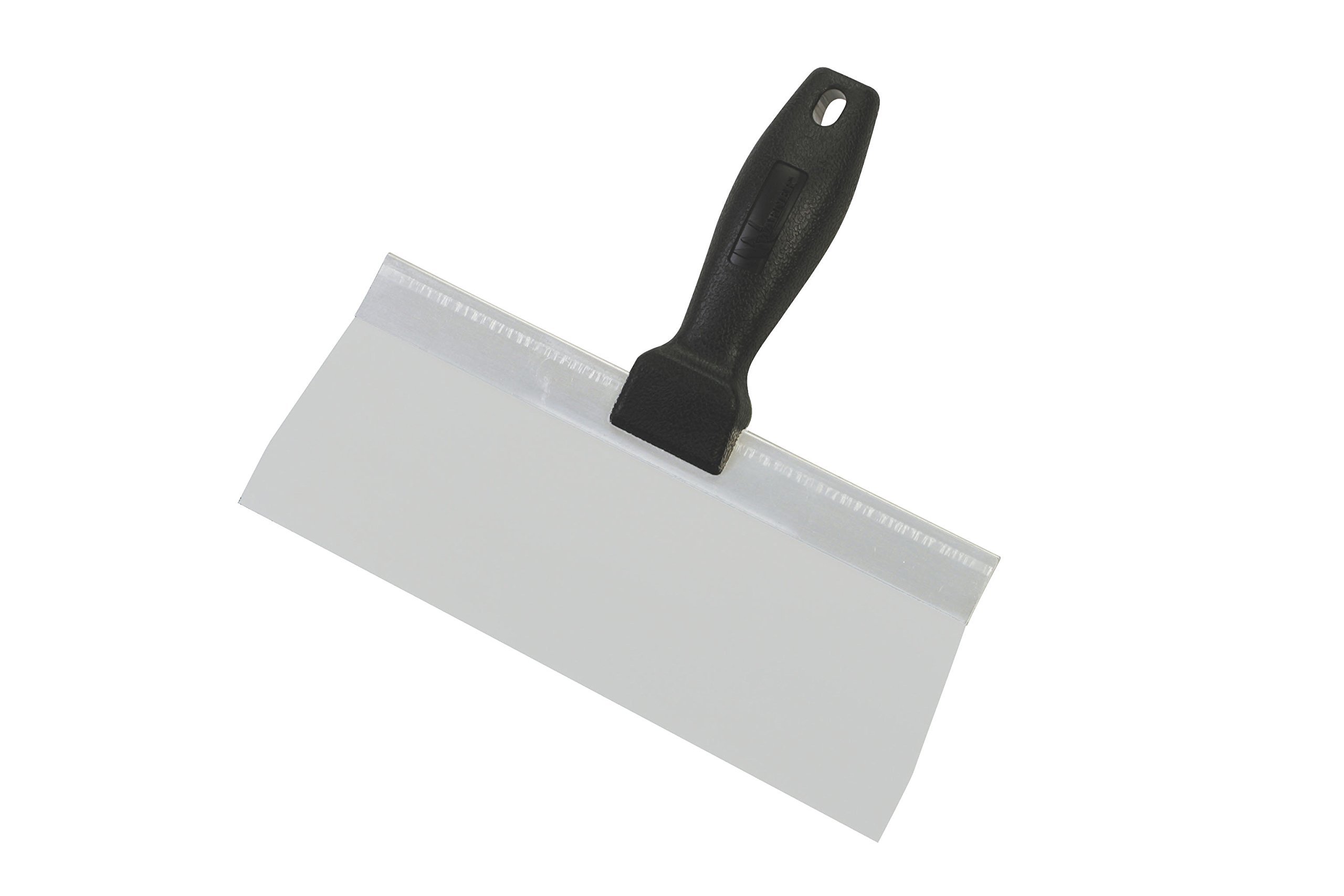 Warner 10'' Stainless Steel Drywall Taping Knife with Plastic Handle, 760