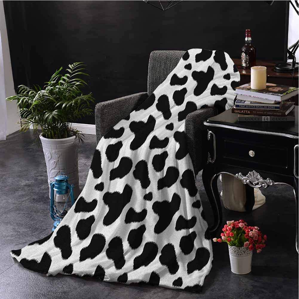 Pale Yellow Brown Soft Comfortable Top Sheet Decorative Bedding 1 Piece Ambesonne Cow Print Flat Sheet Twin Size Cattle Skin with Brown Spots Agriculture Cow Oxen Hide Camouflage Pattern