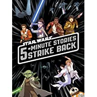 5-Minute Star Wars Stories Strike Back Hardcover