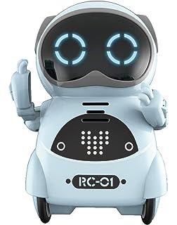 Amazon.com: Gilobaby - Robot para niños con sensor táctil ...
