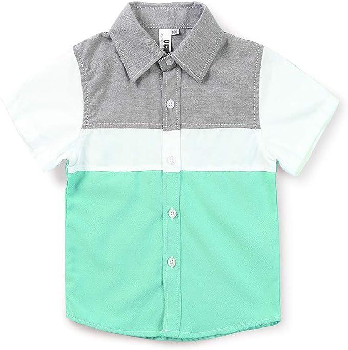 Phorecys Shirt - Camisa para niño de manga larga (algodón, para niños de 2 a 10 años): Amazon.es: Ropa y accesorios