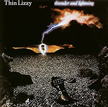 amazon thunder lightning thin lizzy ハードロック 音楽