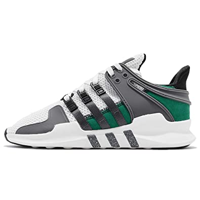 lowest price a798f 8ce30 adidas Originals Womens EQT Support Adv W Vinwht, Grefiv, Subgrn Sneakers-6  UK