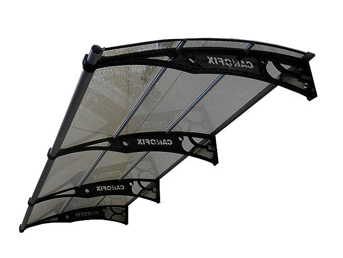 De pared en voladizo para toldo de policarbonato DIY 1270 x 5000 mm/refugio para ahumar pasarela caseta de jardín para toldo: Amazon.es: Bricolaje y ...