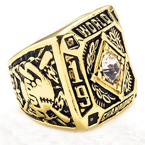 LANCHENEL Man's 1954 San Francisco Giants Championship Rings,Size 13 by LANCHENEL