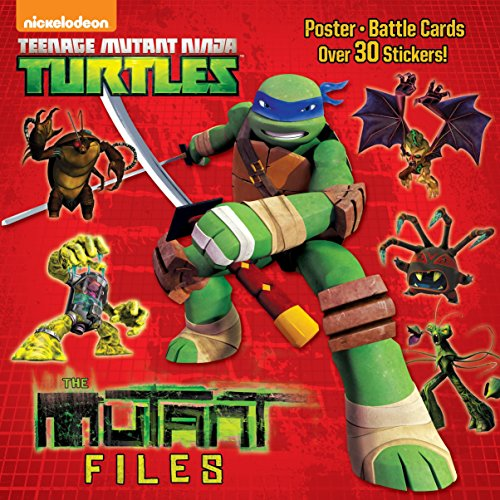 Ninja Files - The Mutant Files (Teenage Mutant Ninja Turtles) (Pictureback(R))