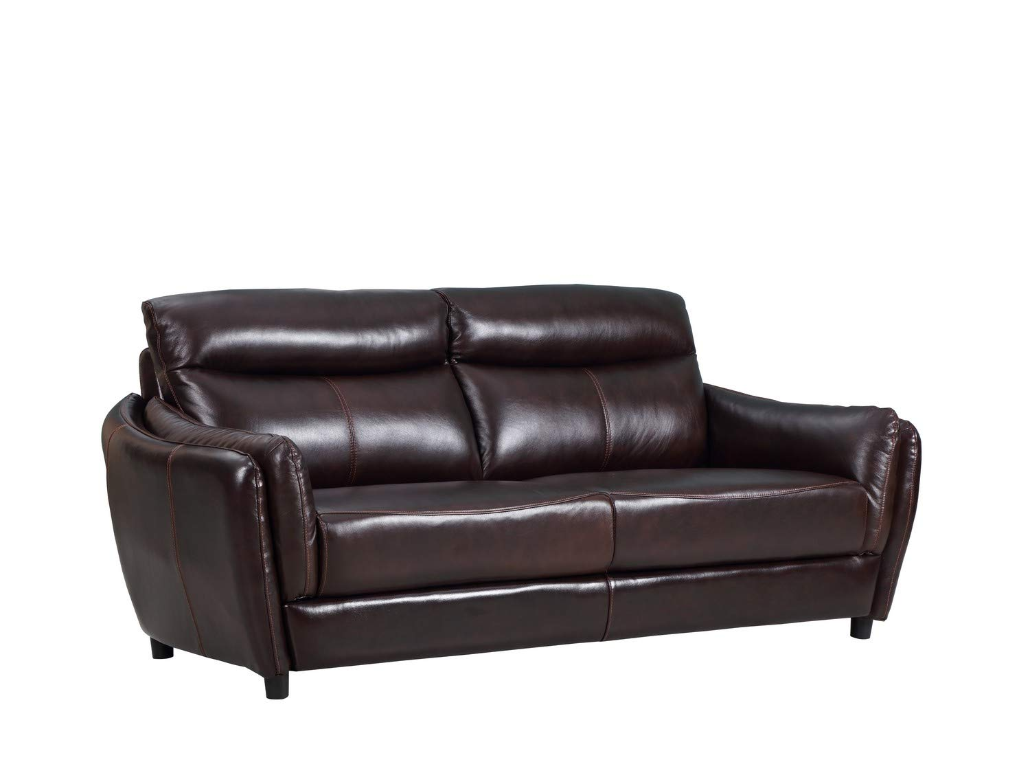 Amazon.com: Blackjack Furniture 9778-BROWN-S Troy Classic ...