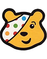 Children In Need Multi Colour Polka Dot Adult size Eye Patch Pudsey Fancy Dress