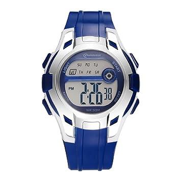 Niño niña impermeable relojes multifunción luminoso deporte reloj digital , 1: Amazon.es: Deportes y aire libre
