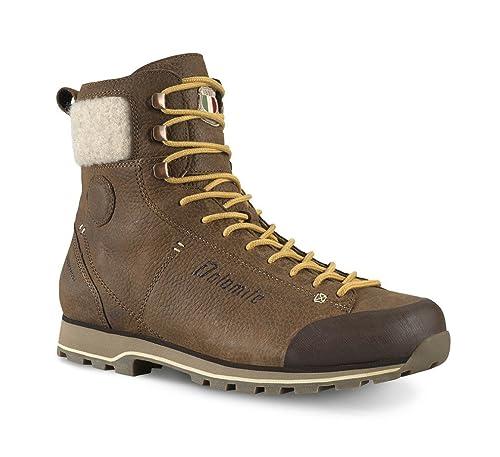 3c2ec57958780 Dolomite Cinquantaquattro Warm Waterproof Brown 45.5  Amazon.it  Scarpe e  borse