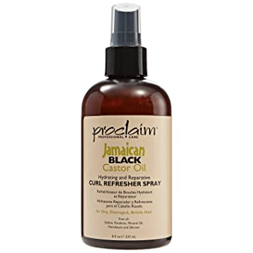 Proclaim Jamaican Black Castor Oil Curl Refresher Spray
