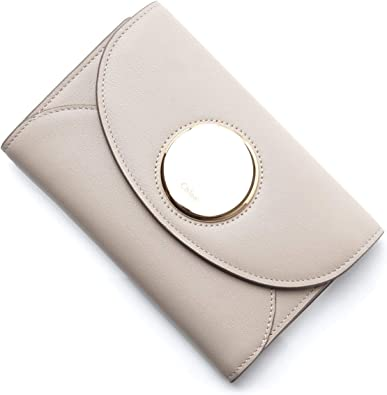 クロエ 三 つ折り 財布