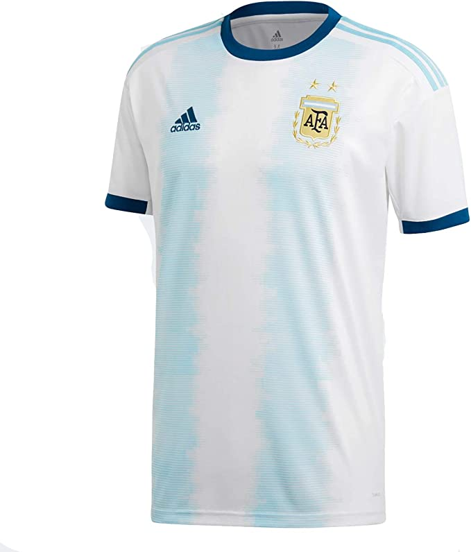 Argentina Home Soccer Jersey