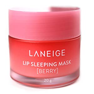 [Laneige] 2019 Renewal - Lip Sleeping Mask, Berry, 0.7 Ounce / 20 g