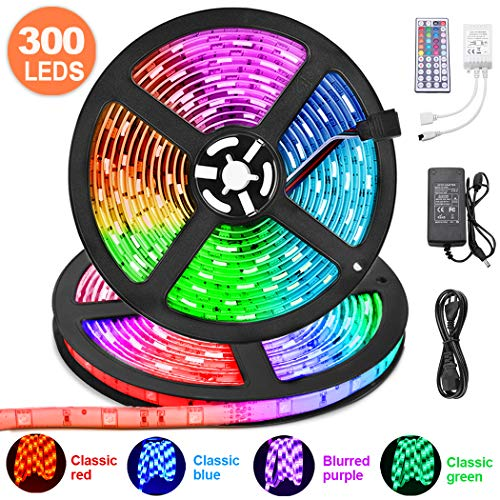 Outdoor Christmas Led Strip Lights in US - 1