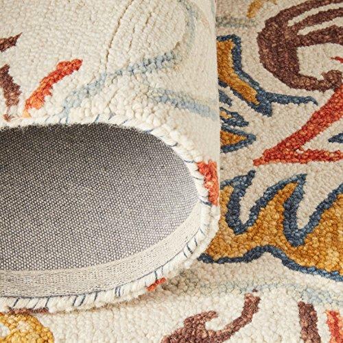 Stone & Beam Swirling Paisley Motif Wool Area Rug, 8' x 10', Multi by Stone & Beam (Image #4)