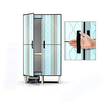 Secador de vestuario, PTC Cinta de calefacción Control remoto Soporte de tubo de acero de