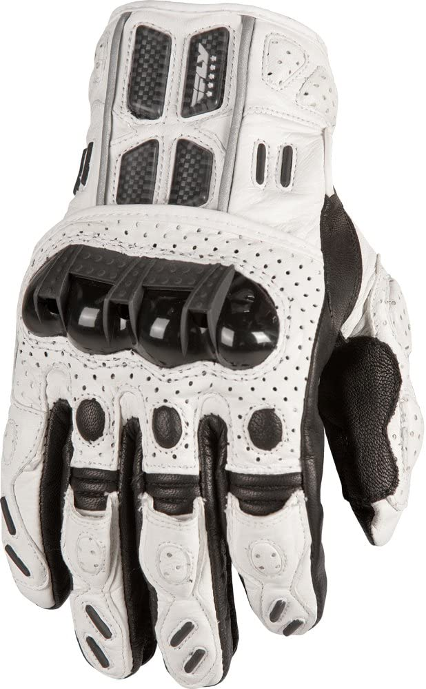 Fly Racing FL1 Gloves XXX-Large White