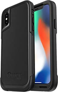 OtterBox Pursuit Series Slim Case for iPhone X/Xs (ONLY) - Bulk Packaging - Black