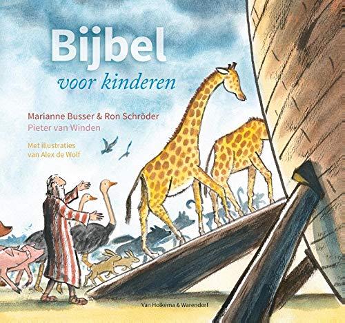 Bijbel voor kinderen: Oude Testament & Nieuwe Testament