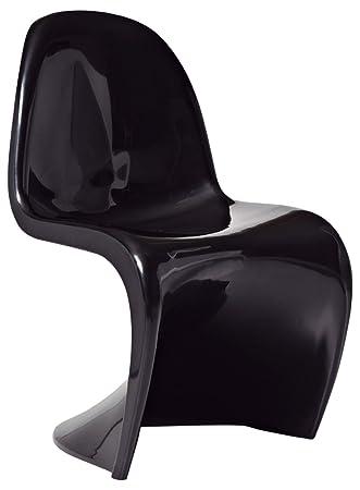 SuperStudio lo+demoda Phantom Color Edition Silla, Negro ...