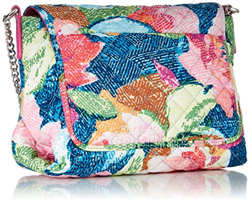 Vera Crossbody Superbloom Signature Cotton Rfid Bradley Mini Carson PqgrZwP