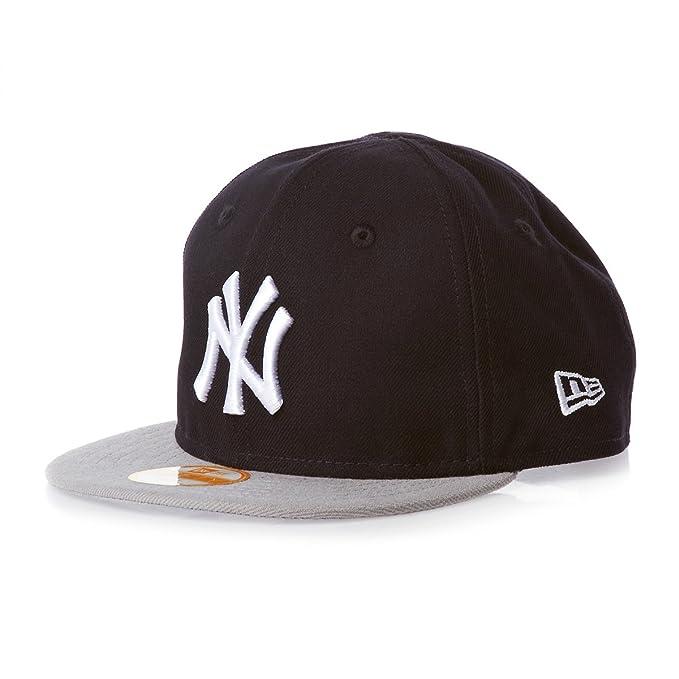 6ea543e226a New Era My 1st 9FIFTY NY Yankees Infant Snapback Cap  Amazon.co.uk  Clothing