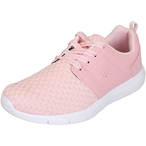 Fila - Zapatillas de Lona para mujer Rosa rosa, color Rosa, talla 41: Amazon.es: Zapatos y complementos