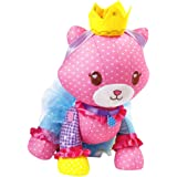 Adora Mixxie Kitty Plush Play Animal with Interchangeable pieces & accessories for fun creative motor skill building Age 4+