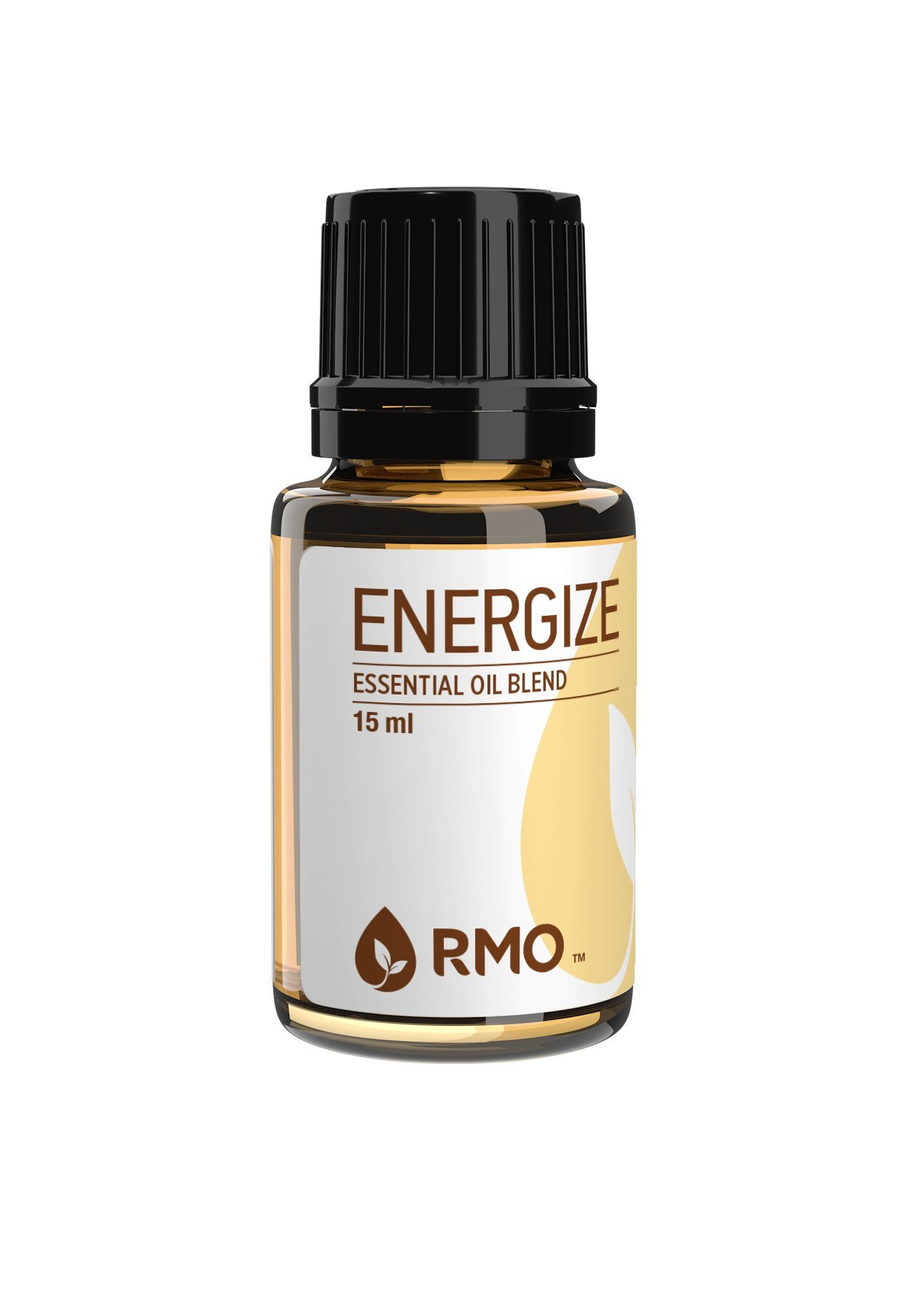 Rocky Mountain Oils - Energize-15 ml | 100% Pure & Natural Essential Oils