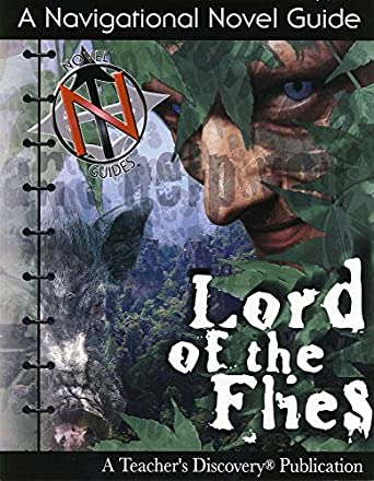 Lord of the flies novel guide book, english: teacher's discovery.
