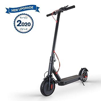 Windgoo Patinete Electrico Adultos, 250W Motor Patinete Plegable 25 km/hy 18 km, Scooter Eléctrico Adulto con Ruedas de 8,5