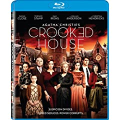 CROOKED HOUSE debuts on Blu-ray and DVD January 16 from Sony Pictures