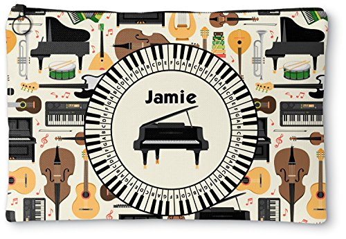 musical-instruments-zipper-pouch-large-12x9-personalized