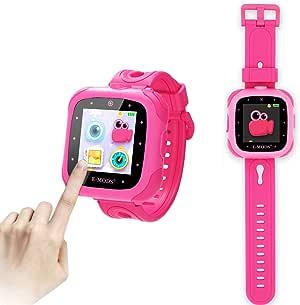 Amazon.com: e-mods Gaming Digital reloj inteligente, 1.5 ...