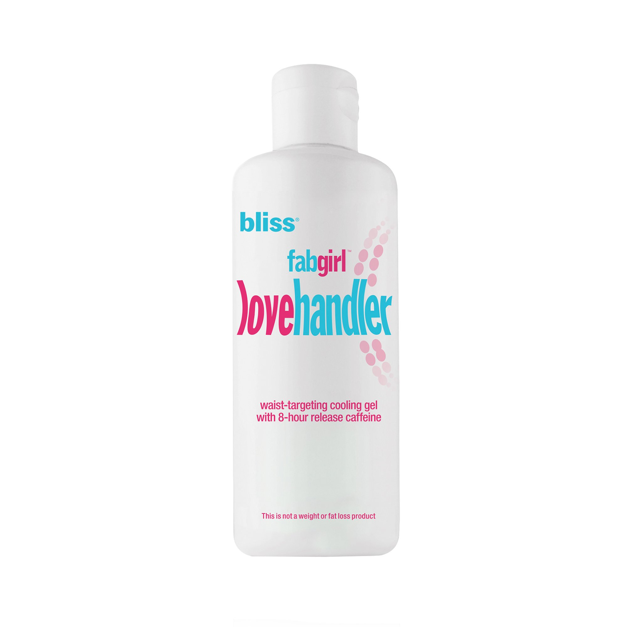 bliss The Lovehandler | Waist Targeted Cooling Gel | With Caffeine & Botanical Extracts | For Weight Loss & Fat Burning Support | 8.5 fl. oz.