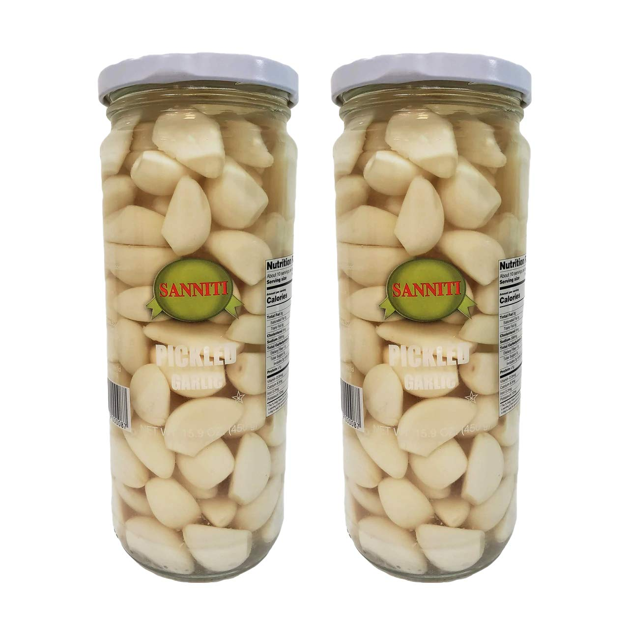 Sanniti - Juego de 2 guirnaldas de púas españolas de 45,7 ml ...