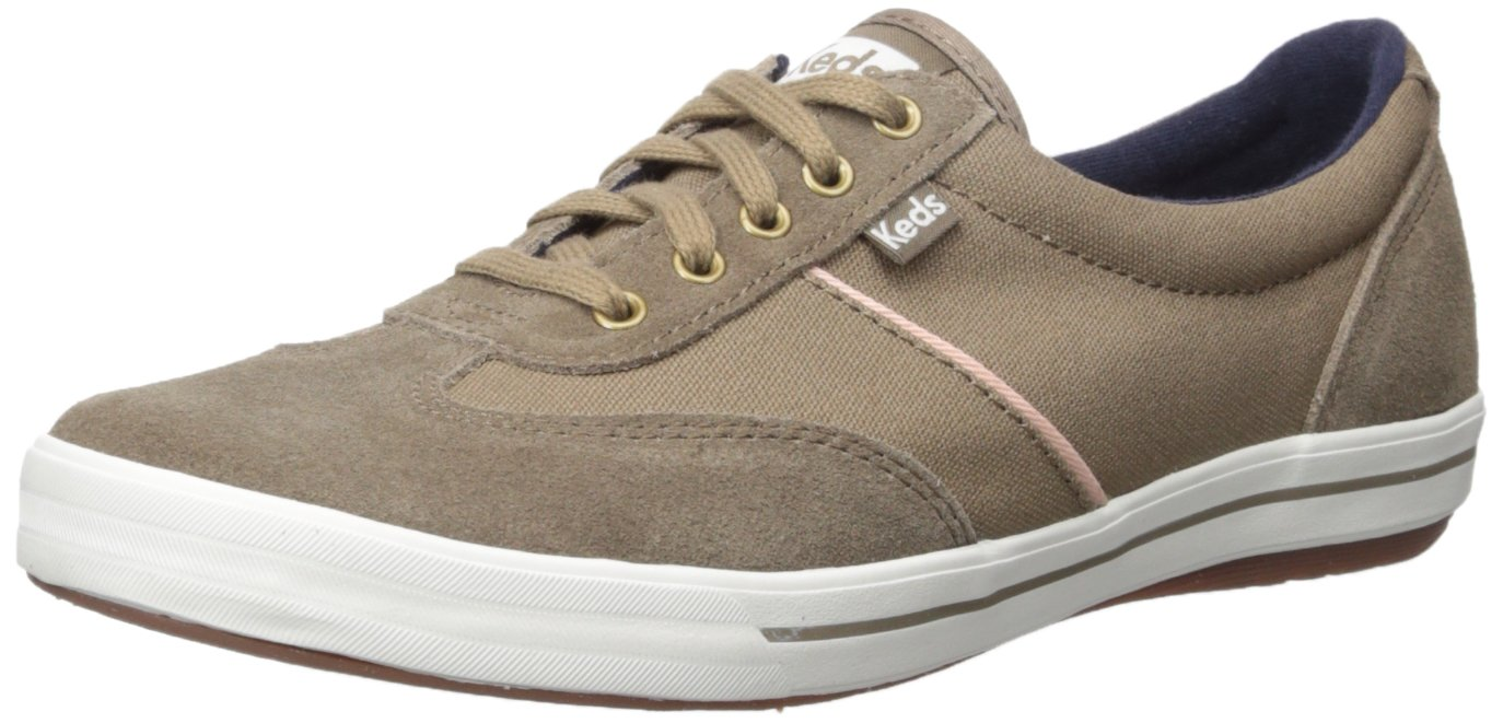 Keds Women's Craze Sneaker B01N35VCRS 8 B(M) US|Walnut