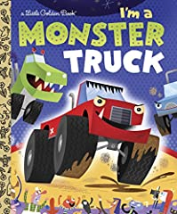 The bestselling Little Golden Book is now available as a board book for any toddler that loves trucks!  It's not just a truck – it's a MONSTER TRUCK – and preschoolers are going to love it! Featuring the bright and bold artwork of award-winni...