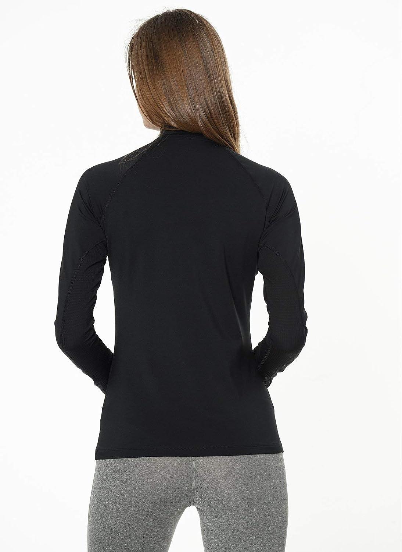 Nike Damen Pro Warm Warm Warm Longsleeve B00KCFKFBC | Qualität Produkte  5fd3cd