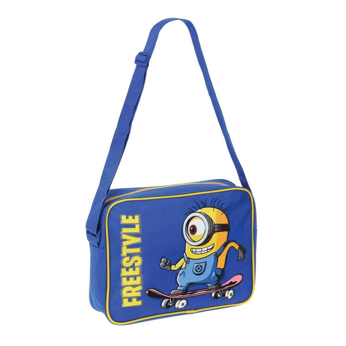 Minions Despicable Me Chicos Bolsa - Azul