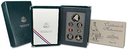 U.S Complete /& Original With Box Mint Made 1995 PRESTIGE Proof Set