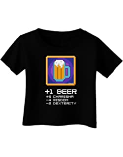 TOOLOUD Pixel Beer Item Infant T-Shirt
