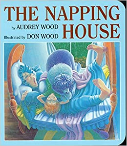 The Napping House: Audrey Wood, Don Wood: 0807728432973: Amazon.com