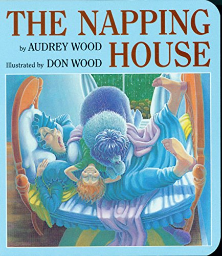 The napping house clip art
