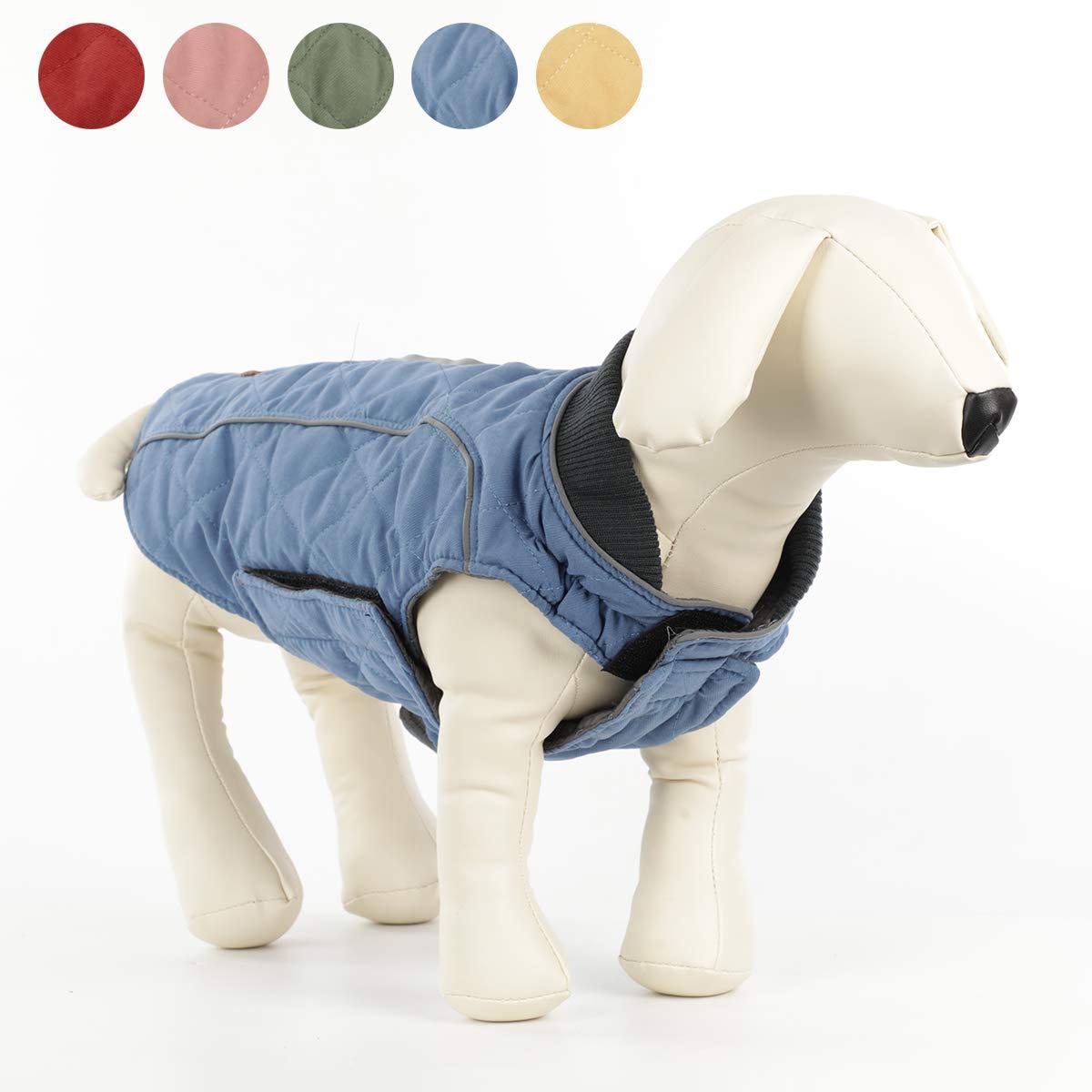 Abrigo Ubest para perros, impermeable, de invierno, cálido ...